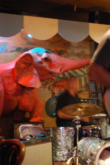 Carousel Lounge, Austin, TX April 2, 2011