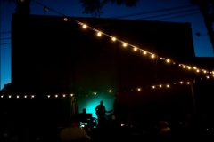 Cherrywood Coffee House, Austin, TX June 24, 2011