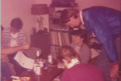 DB Records Contract Signing, 1985