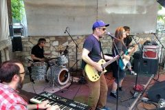 Guero's Taco Bar, Austin TX April 29, 2015
