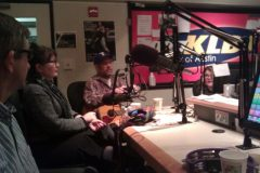 KLBJ, Austin TX Feb. 26, 2013