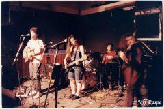Maxwell\'s, Hoboken, NJ June 7, 1990