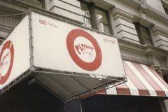 Peppermint Lounge, New York, New York July 26, 1985