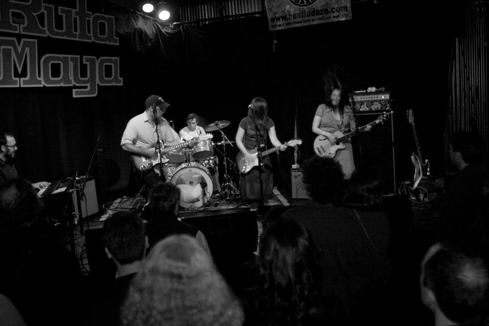 Ruta Maya, Austin, TX Jan 24, 2009