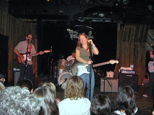 The Parish, Austin, TX Feb. 10, 2008-2