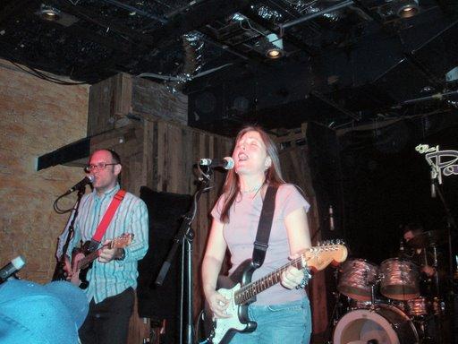 The Parish, Austin, TX Feb. 9, 2008-2
