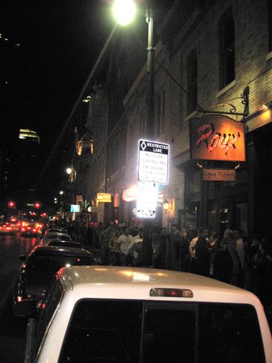 The Parish, Austin, TX Feb. 9, 2008-5
