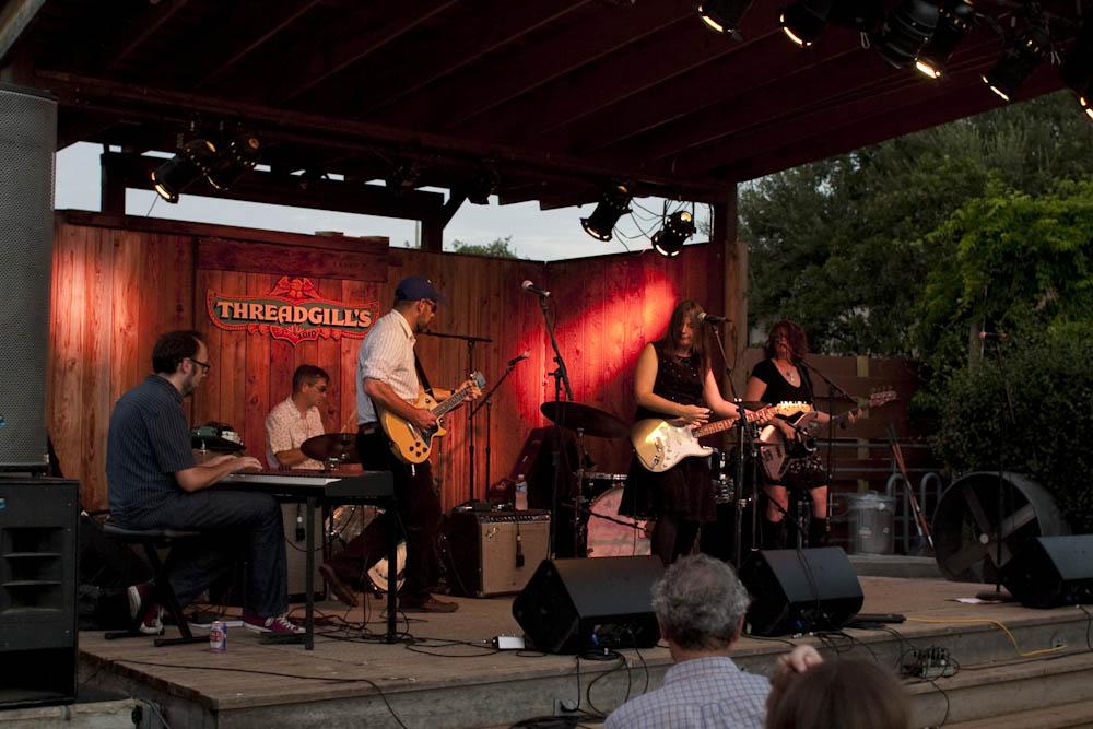 Threadgill's, Austin, TX July 29, 2010