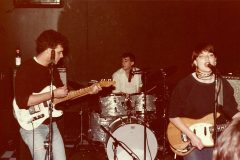 Unknown Venue, Austin, TX 1984 or 85